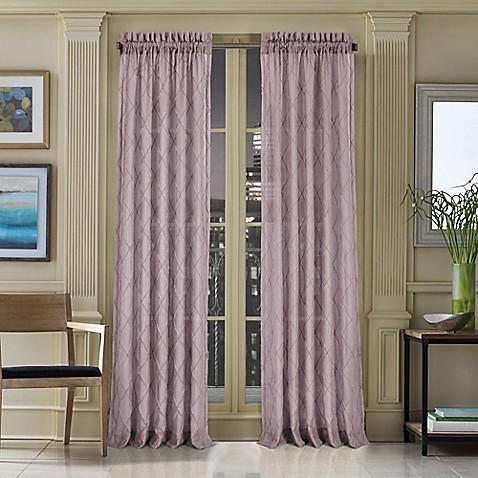 J Queen New York Gemstone Rod Pocket Window Curtain
