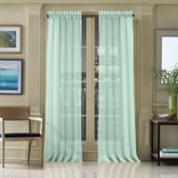 J. Queen New York™ Waterbury 95-Inch Window Curtain Panel in Blue
