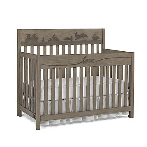 Ed Ellen Degeneres Forest Animal 4 In 1 Convertible Crib