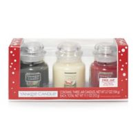 Yankee Candle® 3-Piece Small Jar Candle Gift Set