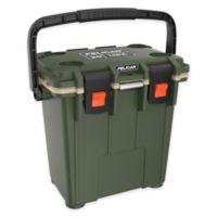 Pelican™ 20 qt. Elite Cooler in Green/Tan