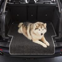 RugArmour™ Cargo Protector with Bumper Guard in Grey