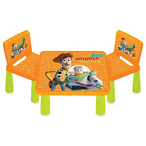 Disney Toy Story Table and Chair Set  sc 1 st  buybuy BABY & Disney Toy Story Table and Chair Set - buybuy BABY