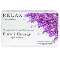 Pure Energy Apothecary Spa Collection Lavender Soap Bar