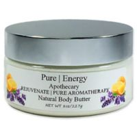 Pure Energy Apothecary 8 oz. Rejuvenate Pure Aromatherapy Body Butter