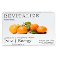Pure Energy Apothecary Spa Collection Satsuma Soap Bar