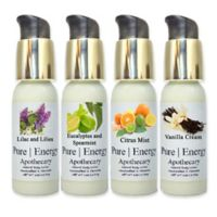 Pure Energy Apothecary 1 oz. Scents for Journey Body Lotions (Set of 4)