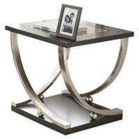 Steve Silver Co. Ramsey Square End Table
