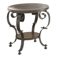 Steve Silver Co. Mulberry Round End Table