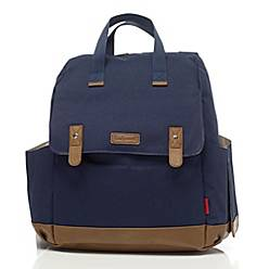 Product Image For Babymel Robyn Convertible Backpack Diaper Bag In Navy