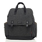 BabyMel™ Robyn Convertible Backpack Diaper Bag in Grey