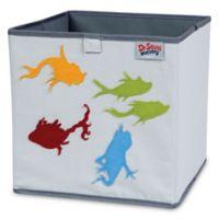 Trend Lab® Dr. Seuss™ One Fish, Two Fish Storage Bin