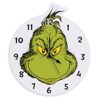 Trend Lab® Dr. Seuss™ The Grinch Wall Clock