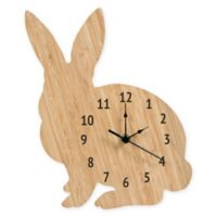 Trend Lab® Bunny Wall Clock