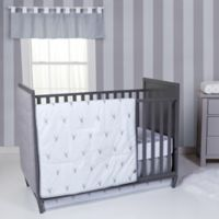 Trend Lab® Stag Head 3-Piece Crib Bedding Set