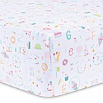 Trend Lab Alphabet Cake Fitted Crib Sheet