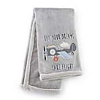 Levtex® Baby On the Go Blanket in Grey