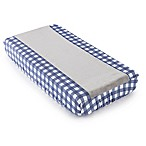 Levtex® Baby On the Go Changing Pad Cover in Blue
