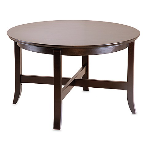 Buy Toby Round Coffee Table From Bed Bath Beyond