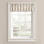 Colordrift Wildflower Window Valance in Gold