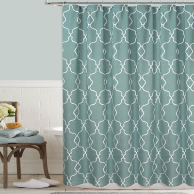 colordrift mandy 72inch x 72inch embroidered shower curtain