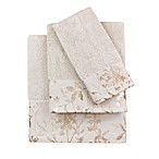 Colordrift Wildflower Bath Towel in Gold