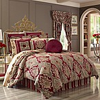 J. Queen New York™ Crimson King Comforter Set
