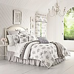 Piper & Wright™ Sabrina Queen Comforter Set in Grey