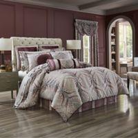 J. Queen New York™ Gianna Queen Comforter Set in Quartz