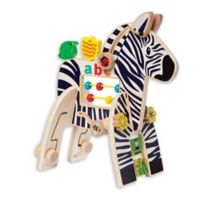 Manhattan Toy® Safari Zebra Activity Center
