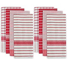 Design Imports 8-Pack Oversized Kitchen Towels