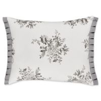 Piper & Wright™ Sabrina Boudoir Pillow in Grey