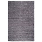 Fab Habitat Waterloo 3-Foot x 5-Foot Area Rug in Grey