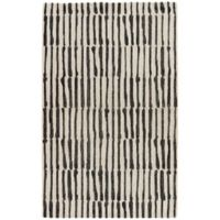 Nikki Chu by Jaipur Living Saville 8-Foot x 10-Foot Area Rug in White