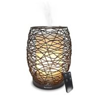 SpaRoom® Enlighten™ Ultrasonic Essential Oil Diffuser