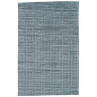 Feizy Barnard 4-Foot x 6-Foot Area Rug in Turquoise