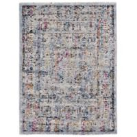 Feizy Mangata 2-Foot 2-Inch x 4-Foot Accent Rug in Grey