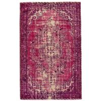 Feizy Boudreau 8-Foot x 11-Foot Area Rug in Pink