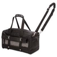 Sherpa™ Ultimate On Wheels™ Pet Carrier in Black