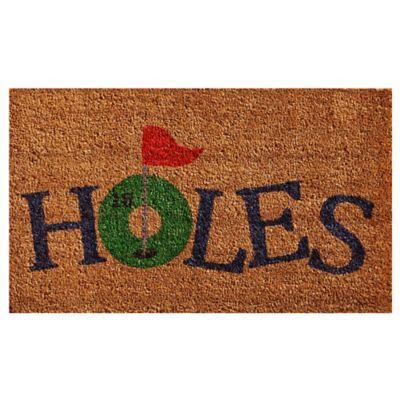 Home U0026 More 18 Holes 17 Inch X 29 Inch Door Mat