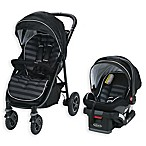 Graco® Aire4™ Platinum Travel System in Rockweave™