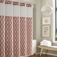 Hookless® Monaco 71-Inch x 74-Inch Shower Curtain in Mango