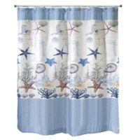 Avanti Antigua 70-Inch x 96-Inch Shower Curtain