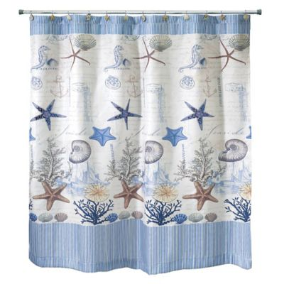 Buy Lighthouse Shower Curtains from Bed Bath & Beyond