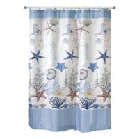 Avanti Antigua 54-Inch x 78-Inch Shower Curtain