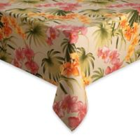Tommy Bahama® Home African Orchid 60-Inch x 102-Inch Tablecloth