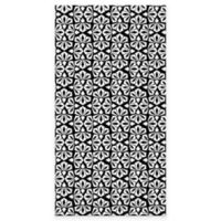 Boston International Loft 16-Count Paper Guest Towels in Black