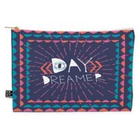"Deny Designs Zoe Wodarz ""Day Dreamer"" Medium Pouch in Purple"