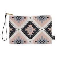 Deny Designs Fimbis Navna B Small Pouch in Pink
