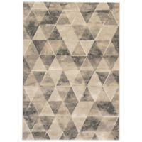 Jaipur Miso 2-Foot x 3-Foot Accent Rug in Taupe/Grey